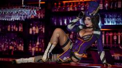 Jessica Nigri as Mad Moxxi